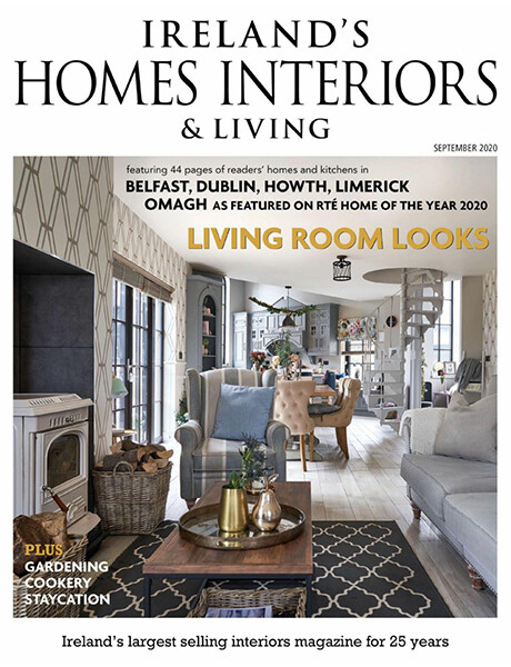 Ireland's Homes Interiors