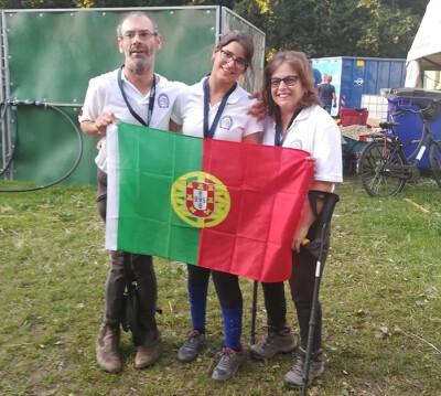Apoio à Internacionalização dos Atletas de Equitação Adaptada 2020