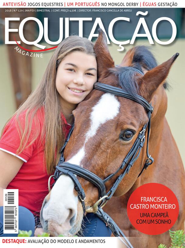Revista Equitação 129