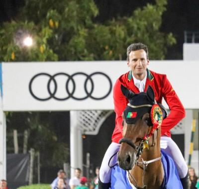 Rodrigo Giesteira Almeida junta-se ao Team Audi de Eric Berkhof