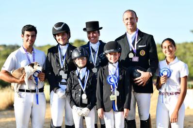 Lusitanus Miranda Dressage Team em destaque no Regional do Algarve