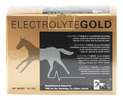 Electrolyte Gold para o máximo rendimento desportivo