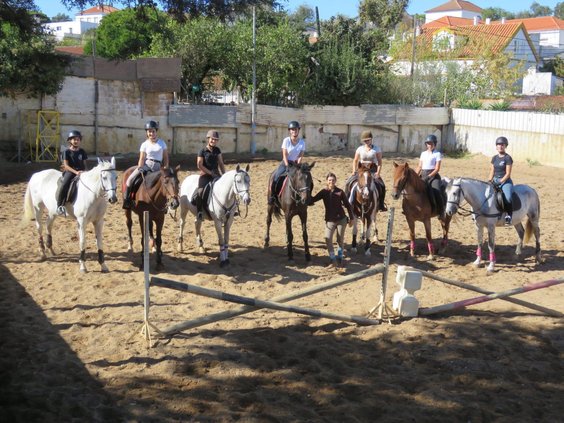 FOTO 05 - Clube Equestre Catarina e Ruben - Fabiana Amorim 1