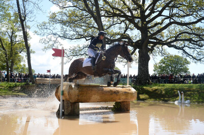 Badminton Horse Trials cancelado