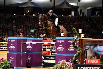 Martin Fuchs encerrou ano com vitória no Olympia
