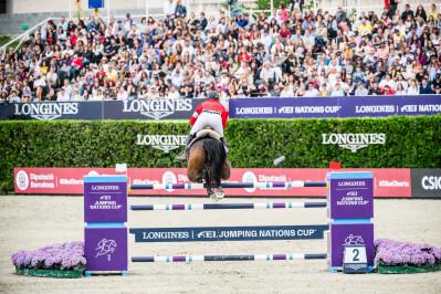 Há novas regras para final da Taça das Nações de Saltos de Obstáculos