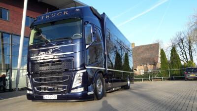 Truck apresenta novo camião na Equitana