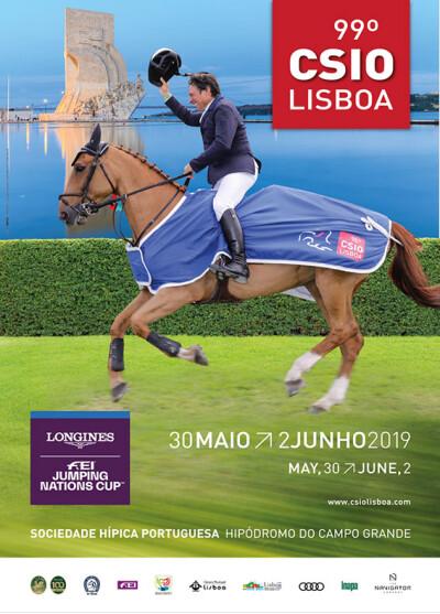 CSIO de Lisboa arranca esta quinta-feira