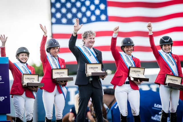 TEAM USA - Longines FEI Jumping Nations Cup