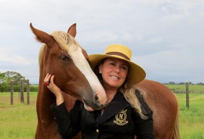 A minha vida com os mestres cavalos