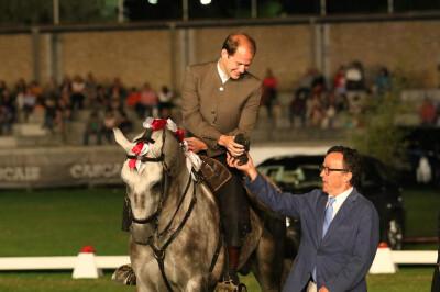 Inscrições abertas para o Melhor Cavalo Lusitano de Toureio