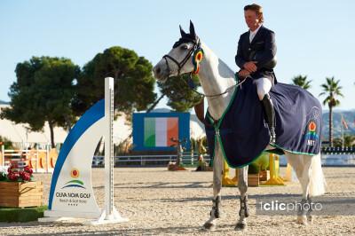 Cavalos Novos em destaque no MET