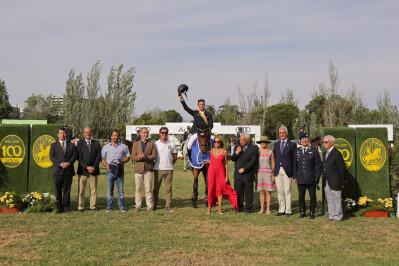Giesteira conquista GP do CSIO de Lisboa