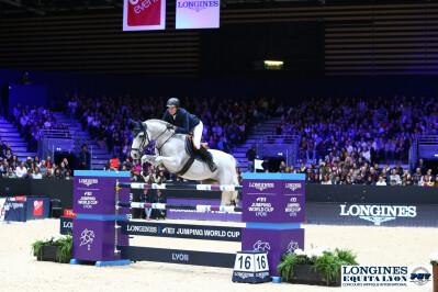 Martin Fuchs repete vitória em Lyon