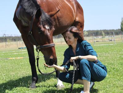 Bárbara Ruano Guimarães junta-se à equipa da Revista Equitação