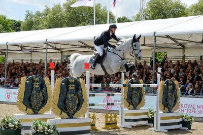 Competição equestre de classe mundial