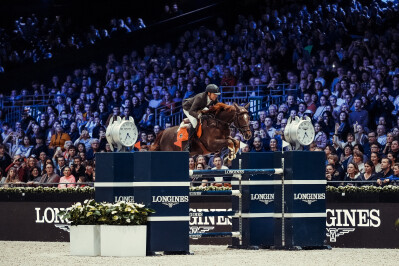 Franceses dominam pódio do Longines Masters