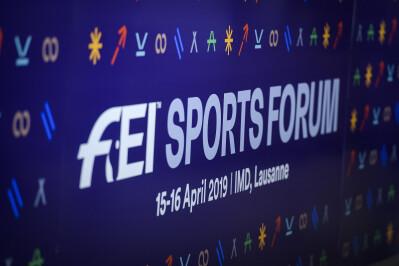 FEI Sports Forum 2019
