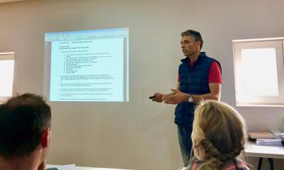 João Paulo Marques continua como instrutor do curso CERP