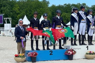 Portugal 2.º na Taça das Nações de Compiègne [VÍDEOS]