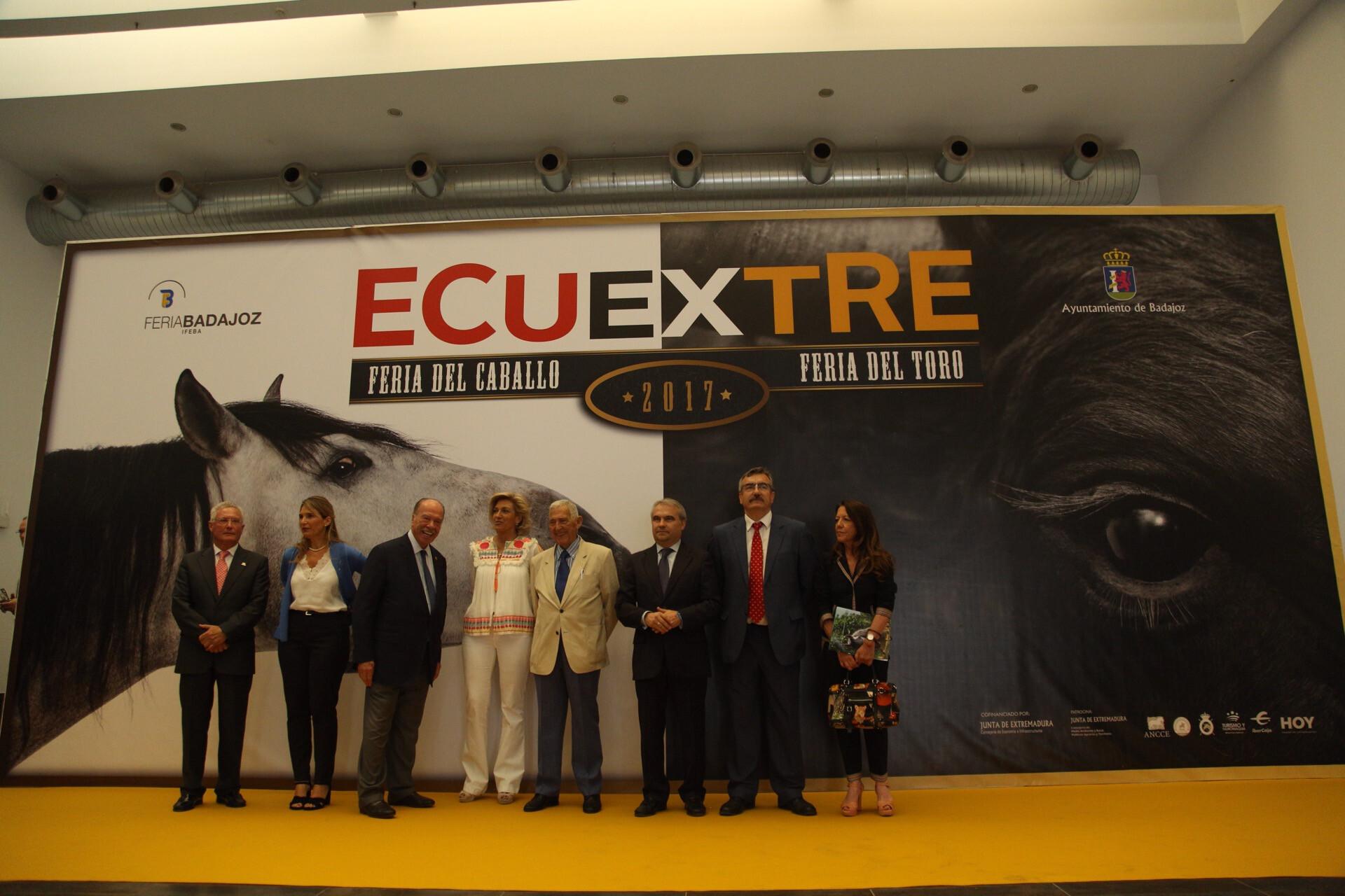 Foto Inauguración Ecuextre
