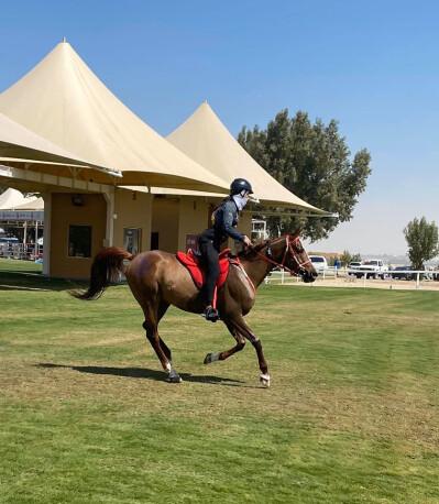 Isabel Nogueira classifica-se em 6.º no Barém