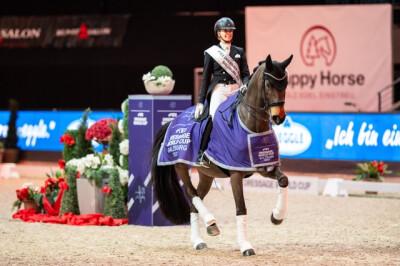 Salzburgo recebeu a Taça do Mundo de Dressage