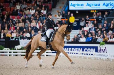 Cathrine Dufour e Atterupgaards Cassidy triunfam em Gotemburgo