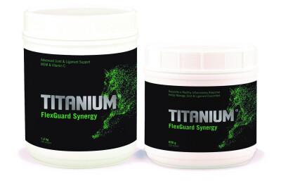 VetNova apresenta TITANIUM FlexGuard Synergy
