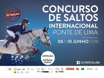 Competição em Ponte de Lima