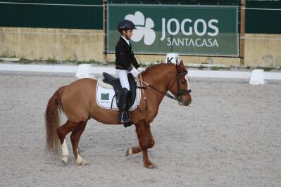 AEJC recebe Concurso Especial de Equitação em modo Natal