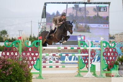Zorzi regressa em grande às pistas em Oliva Nova