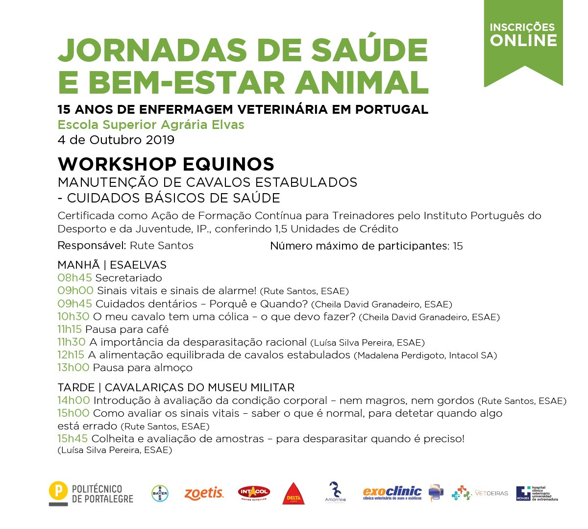 Workshop equinos
