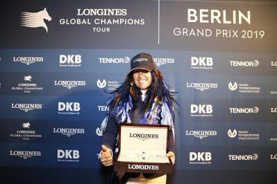 Dani G. Waldman venceu etapa do LGCT