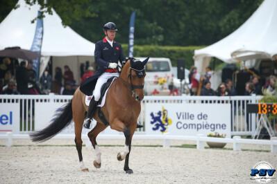 Compiègne: Um ensaio olímpico para os melhores cavaleiros de dressage