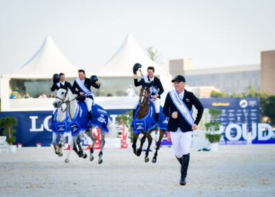 Nova Zelândia vence etapa da Taça das Nações em Abu Dhabi