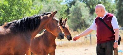 César Luís Pitta: Uma vida dedicada ao mundo equestre