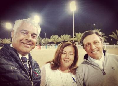 Três portugueses nos EAU