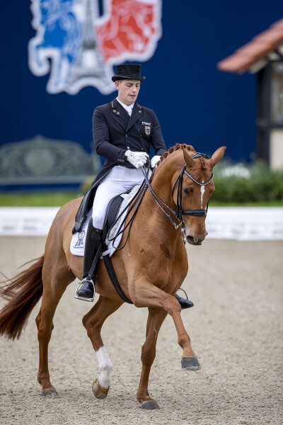Frederic Wandres vence em casa GP - Horses & Dreams