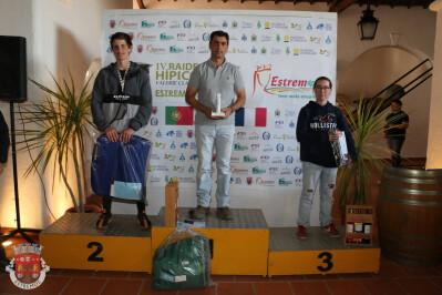 Sprint dá vitória a Rui Pereira