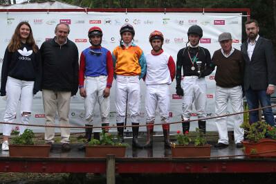 Felgueiras acolheu a jornada inaugural do campeonato nacional