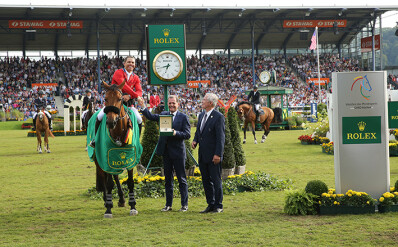 Kent Farrington venceu GP no CHIO Aachen