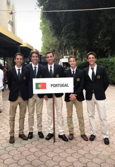 Portugal no Europeu de Juniores e Jovens Cavaleiros