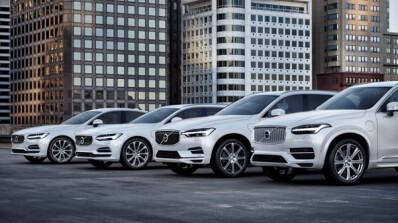 Volvo é viatura oficial da etapa portuguesa do LGCT