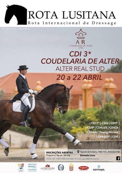 CDI3* Coudelaria de Alter