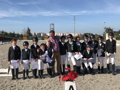 1º Open do Cardiga Equestrian Circuit concluido com êxito