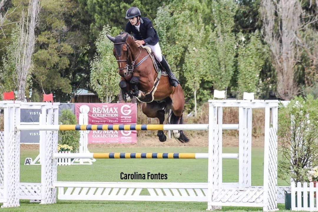 Tiago Morais_cavaleiro_saltos