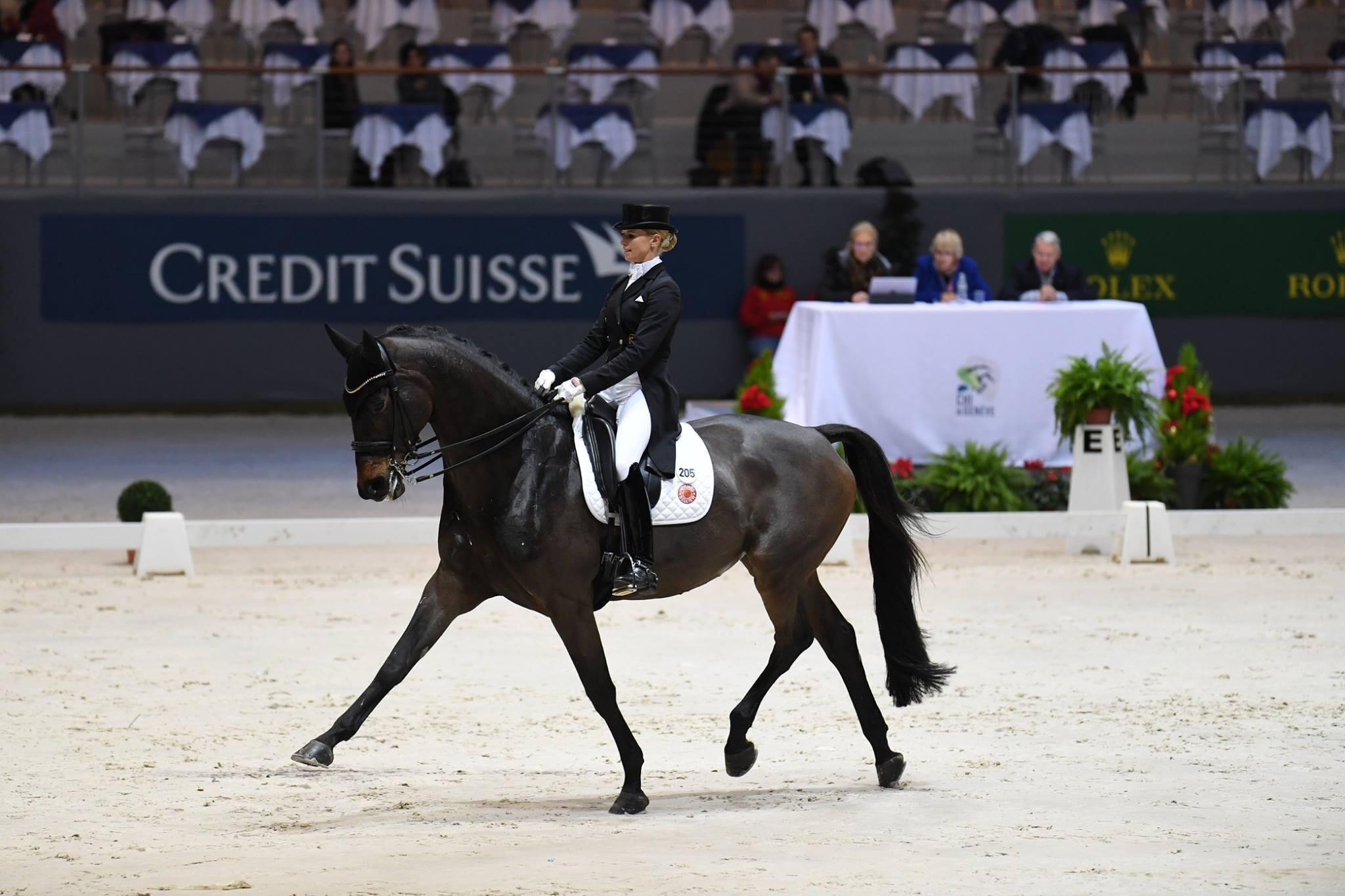 Jessica von Bredow-Werndl e TSF Dalera BB