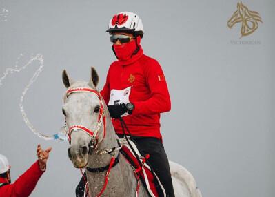 Cavalos lusos em destaque no Bahrain