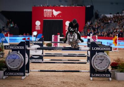IFEMA Madrid Horse Week 2020 cancelada